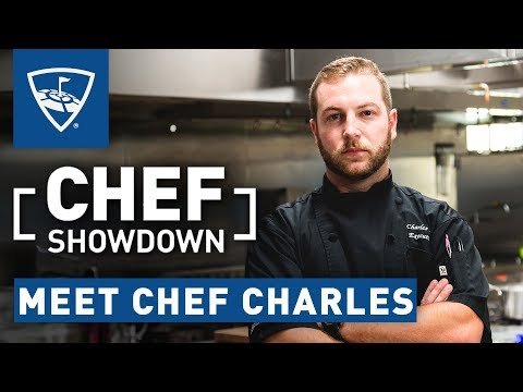 Chef Showdown | Meet Chef Charles | Topgolf