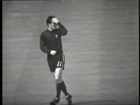 Chelsea vs Tottenham 1967 FA Cup Final
