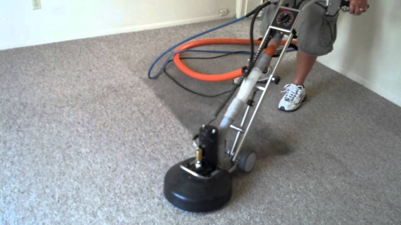 Rotovac 360i On White Berber Youtube
