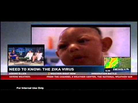As Zika is tied to microcephaly and other birth defects, what precautions should be taken