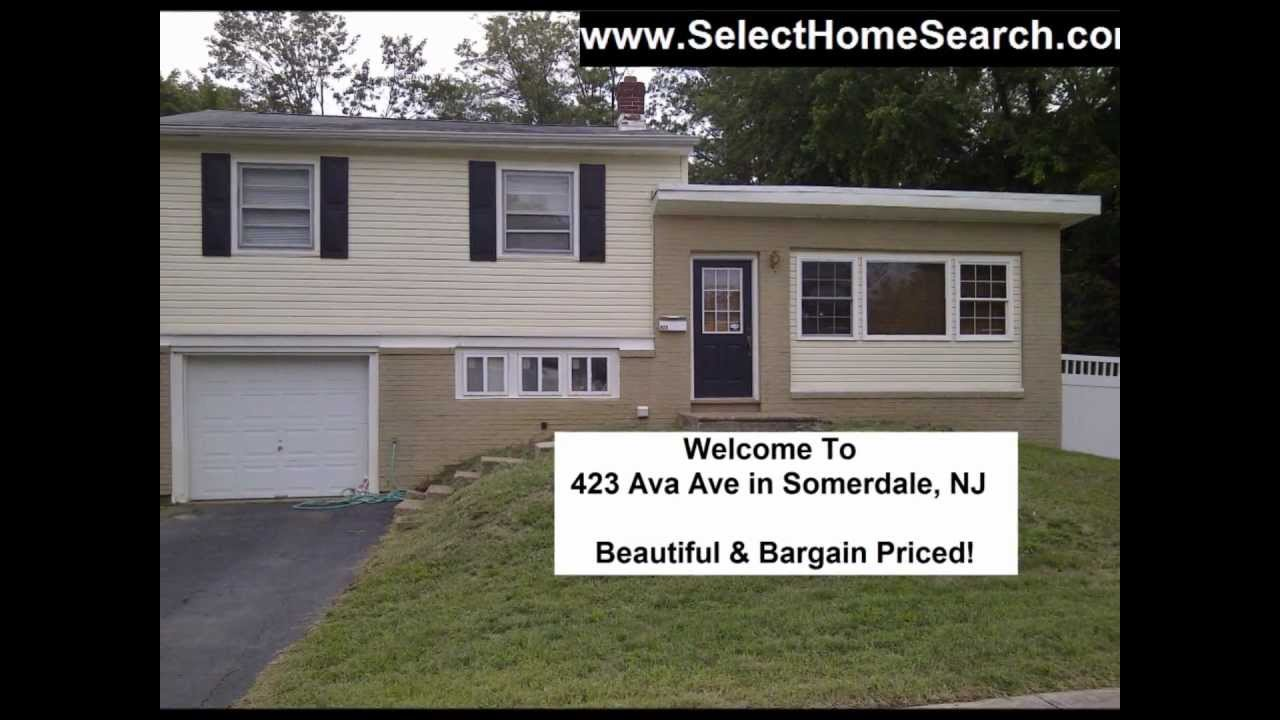 3 Bedroom Bargain Opportunity House For Sale In Somerdale Nj 856 345 0500 Youtube