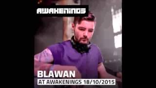 Blawan @ Electric Deluxe Special, Awakenings (18.10.2015)