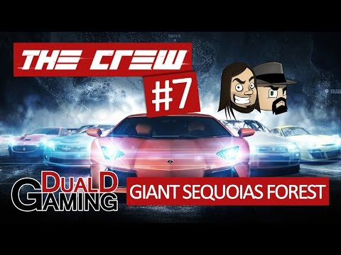 The Crew - #7 - Giant Sequoias Forest