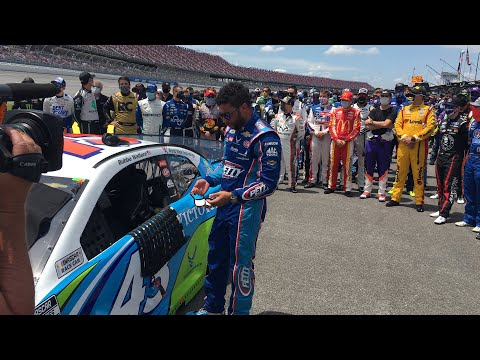 LIVE #IStandWithBubba — Talladega NASCAR Post Race Review (Blaney, Noon, Package talk)