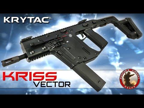 [Review] Krytac KRISS Vector - 6mm AEG (inkl. Demontage/Elektronik) - Airsoft/Softair - 4K UHD