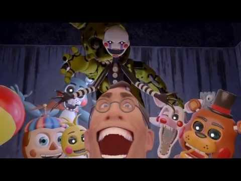 [SFM FNAF 100k Sub-Special] Mark's Nightmarish Nights at Freddy's