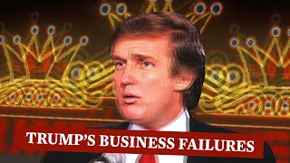 9 Times Donald Trump Failed at Business | Joe Biden For President 2020