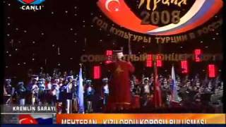 Ottoman Military Band & Red Army Choir: Ceddin Deden Neslin Baban (Ottoman Janissary March).flv