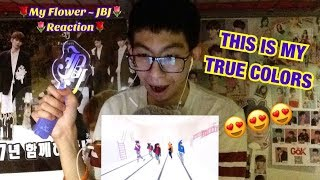 JBJ _ My Flower (꽃이야) MV Reaction [KENTA'S WINK JUST KILLED ME]