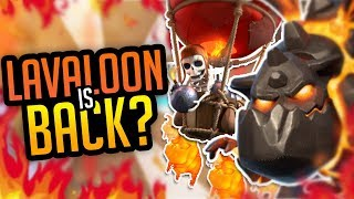 Clash Royale | LavaLoon is Back? | Deck Guide