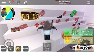 HOW TO GET INF REP ON ROBLOX GOT TALENT 2018 (NOT PATCHED)