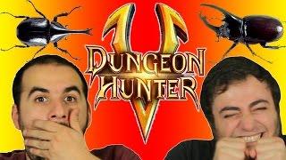 gergedan bceği cezalı dungeon hunter 5