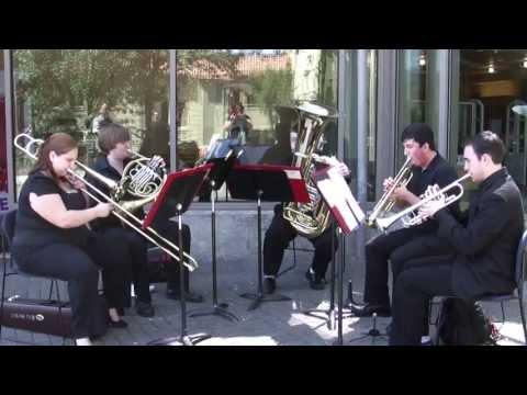 SOU Student Brass Quintet -