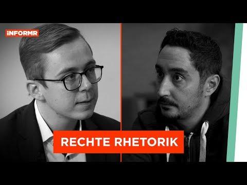 Rechte Rhetorik? (Eko Fresh vs. CDU)