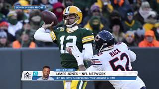 Time To Move on From Aaron Rodgers? James Jones With His Answer | The Rich Eisen Show | 1/21/20