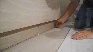 Делаем оригинальный экран под ванну ч.5(В этом видео показаны заключительные работы по оригинальному экрану под ванну и практически все внимание..., 2015-05-13T15:44:23.000Z)