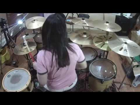 Alone - Alan Walker (drum cover)