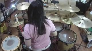 Video Alone - Alan Walker (drum cover) download MP3, 3GP, MP4, WEBM, AVI, FLV Januari 2018