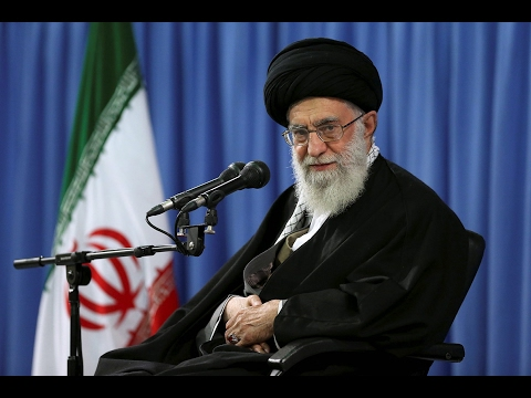 """Iran's Supreme Leader Thanks Trump for Showing """"True Face"""" of America"""