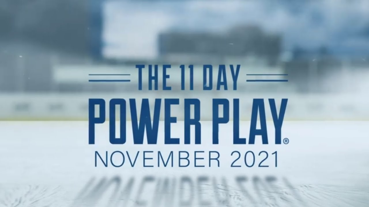 11 Day Power Play Announcement