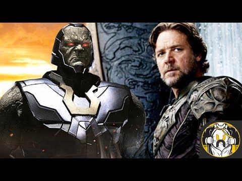 The Secret War Between Darkseid & Krypton | Justice League (2017)