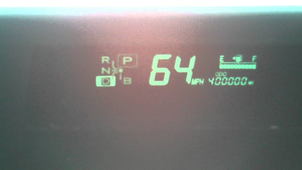 Prius Reaching 400 000 Miles With The Original Hybrid Battery