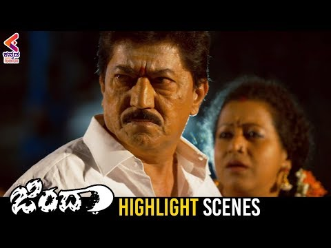 Devaraj Gets Angry | Jindaa Movie | Mussanje Mahesh | Sandalwood Movies | Kannada Filmnagar