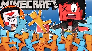 CARTOONZ TROLLED US?!... TIME FOR REVENGE ON MINECRAFT! - (Clay Soldiers Prank) Ep. 14!