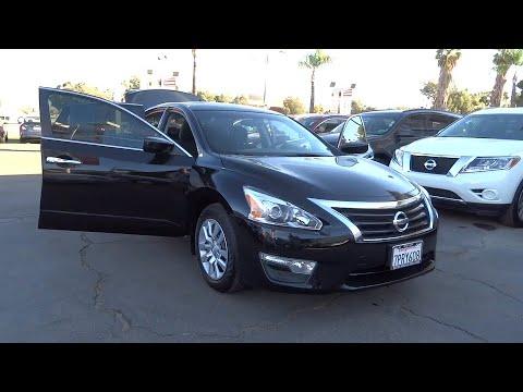 Elegant 2015 Nissan Altima San Bernardino, Fontana, Riverside, Palm Springs, Inland  Empire, CA 36827A