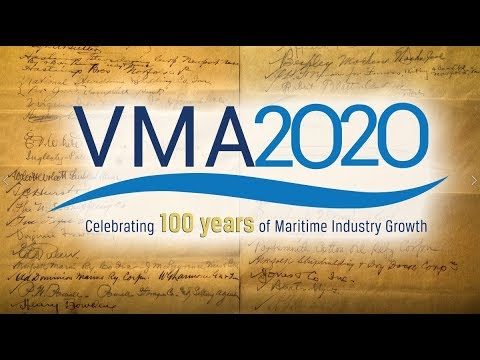 VMA 2020: 100 Years of Port Growth