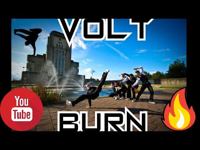 Volt (Саян Саая) - Burn [#Electro #Freestyle #Music]