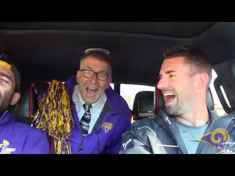 Central Memorial Rams - Car Pool Karaoke