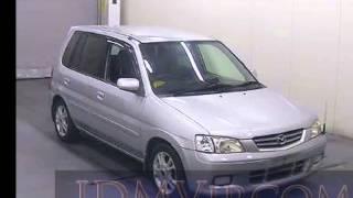 2001 MAZDA DEMIO LX-S DW3W