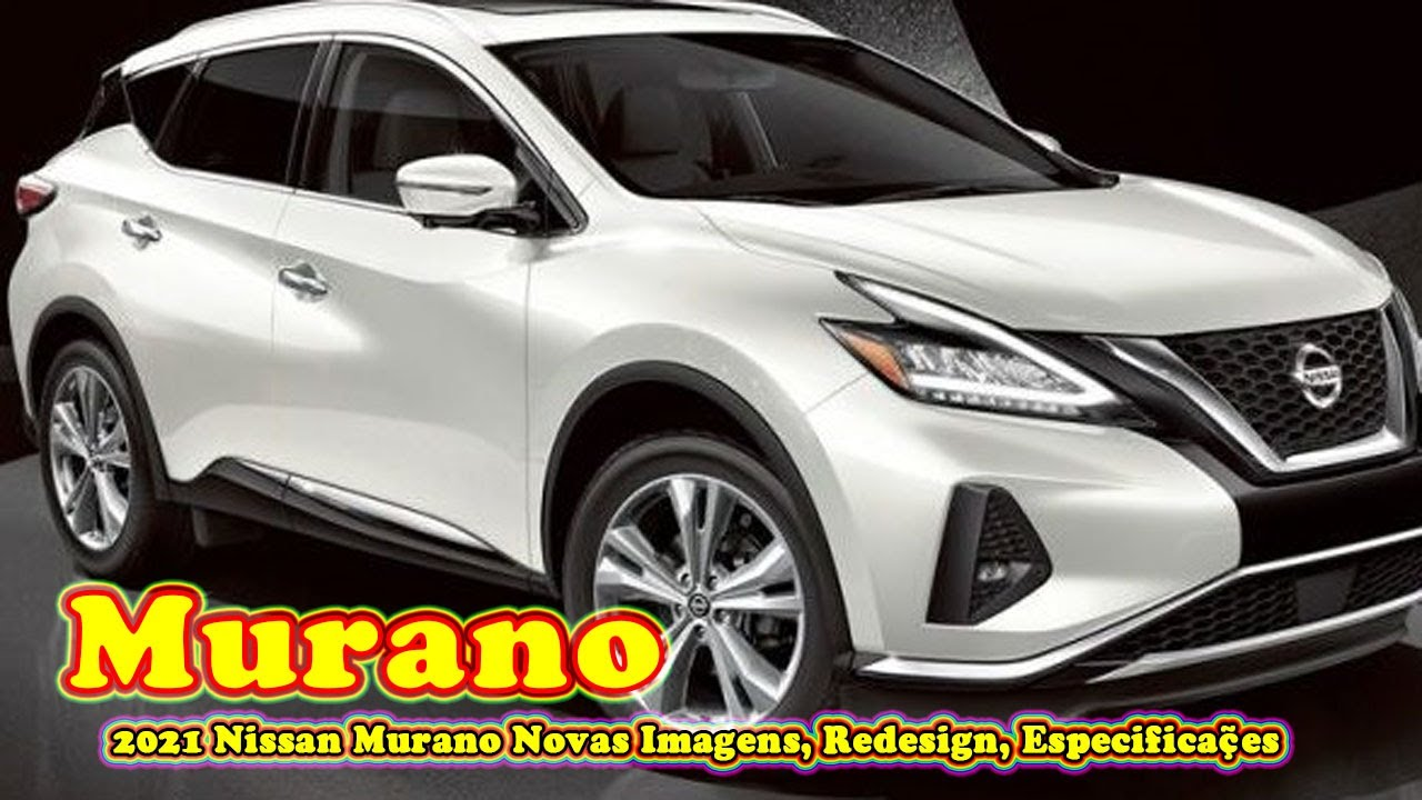 Exterior and Interior 2021 Nissan Murano