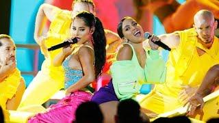 "Anitta e Becky G apresentam ""Banana"" no Billboard Latin Music Awards 2019 (4k)"