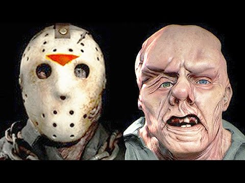 FRIDAY THE 13TH The Game JASON VOORHEES Room Walkthrough (PS4/Xbox One/PC) - YouTube
