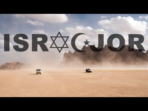 From Jerusalem To Petra | The Allreds Explore Israel And Jordan