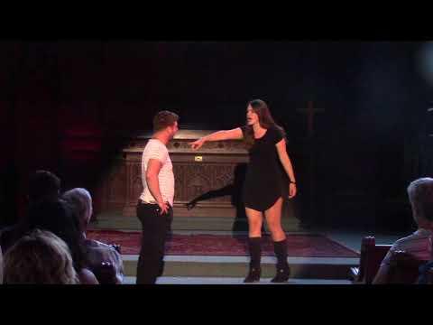 Megan Goodman Dead Girl Walking  Cranky Cabaret NYC