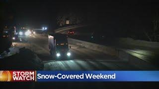 Traffic Backups On I-80