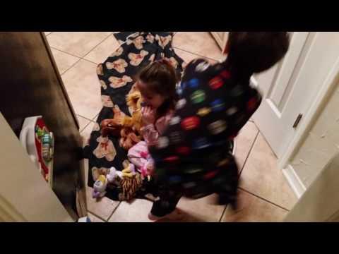 Lexi's magic carpet ride