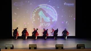 Russian Traditional Dance Шенкурские заковырки танец Ансамбль Студия Отрада