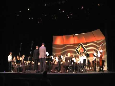 Cane Creek Middle School Honors Symphonic Band at Festival Disney 2011 - Adjudication