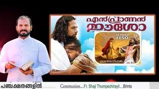 Panjashathangalil | Fr.shaji Thumpechirayil | jojo johny | malayalm christian devotional song