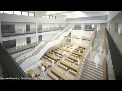 Fly-through Of The University Of Birmingham School