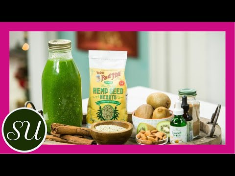 "Gorgeously ""Greens"" Smoothie Recipe 