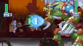 Megaman X4 Mod: Switchable Fourth Armor