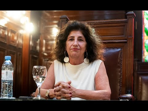 Virginia  Simari - La Justicia va la Escuela