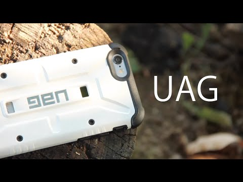 Best Protective iPhone 6 Case: Urban Armor Gear (UAG)