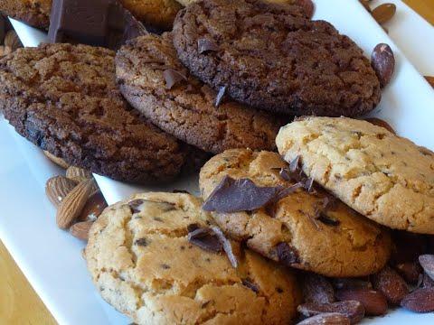 recette-cookies-facile-fait-maison..-asmr-وصفة-الكوكيز-سهلة-اللذيذة-و-المقرمشة