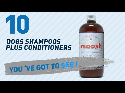 Top 10 Dogs Shampoos Plus Conditioners Products // Pets Lover Channel